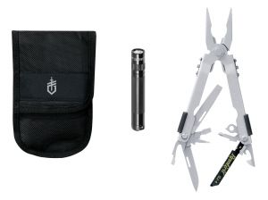 Gerber Maintenance Kit - Multi-Plier 600 / Firecracker Flashlight Combo