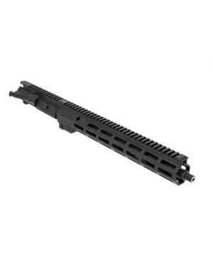 Geissele Automatics Super Duty AR-15 Barreled Upper Receiver 5.56 Mid-Length - Black - No Muzzle Device - 14.5