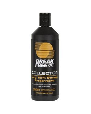 Break Free Collector 4 FL. OZ. (120 ML) Squeeze Bottle