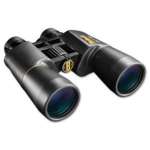Bushnell 10-22X50MM Black Porro Prism, Water Resistant Zoom, Box