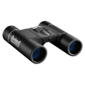 Bushnell 10X25MM Black Roof Prism, Compact, Box