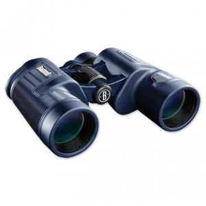 Bushnell 10X42 Black Porro, Bak-4, WP/FP, Twist Up Eyecups, Box 6L