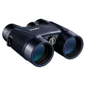 Bushnell 10X42 Black Roof, Bak-4, WP/FP, Twist Up Eyecups, Box 6L