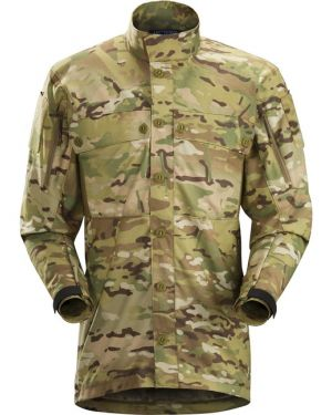 ARCTERYX Recce Shirt LT Men's - MultiCam