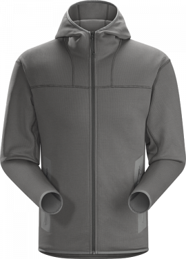 Arc'teryx Naga Hoody Full Zip Men's