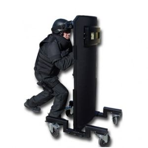 """USI Rifle Shields– Level III+ with View Port Large (24"""" x 48"""")"""
