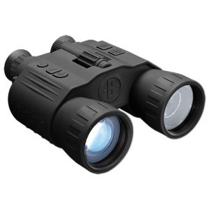 Bushnell 4X50 Equinox Z Digital Night Vision Binocular Black, Box 6L