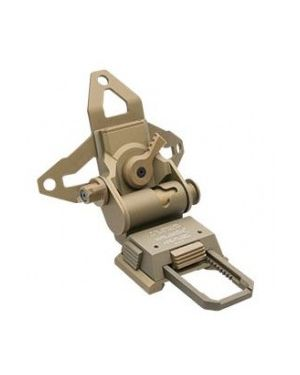 Wilcox G66 3-Hole Fixed Mount/Shroud With Extended Travel With NVG Lanyard