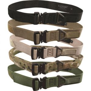 Blackhawk Rigger'S Belt W/Cobra Buckle