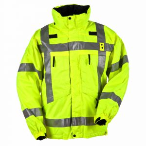 5.11 Tactical Men's 3-in-1 Reversible High-Visibility Parka Jacket