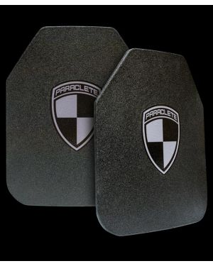 Paraclete Steel Plate Shooter'S Cut
