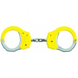 ASP Flex Handcuffs Chain Identifier (Steel Bow)-Yellow