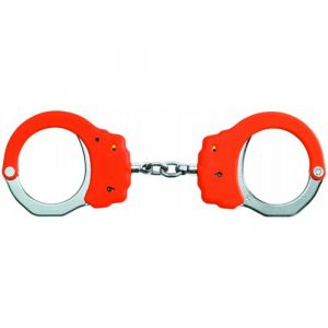 ASP Flex Handcuffs Chain Identifier (Steel Bow)-Orange