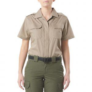 5.11 Tactical Women's CDCR Women's Short Sleeve Duty Shirt