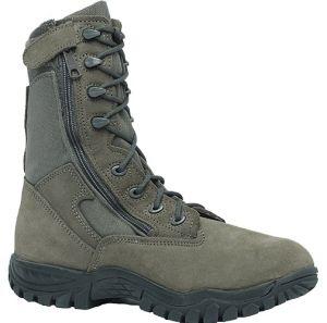 Belleville Hot Weather Side-Zip Steel Toe Tactical Boot