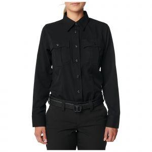 5.11 Tactical Women's Womens Class A Flex Tac Poly/Wool Twill Long Sleeve Shirt