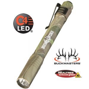 Streamlight Buckmasters Stylus Pro RealTree Hardwood High Definition Green Camo Clam Packaged - LED