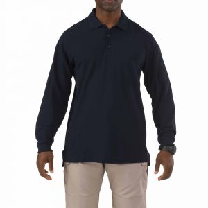 5.11 Tactical Men's Utility Long Sleeve Polo Shirt