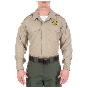 5.11 Tactical Men's CDCR Line Duty Shirt