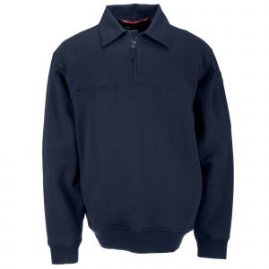 5.11 Tactical Men's Job Shirt with Canvas Details