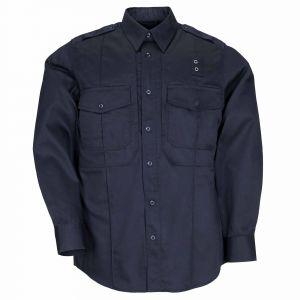 5.11 Tactical Men's Twill PDU Class- B Long Sleeve Shirt
