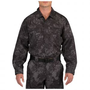 5.11 Tactical Men's GEO7 Fast-Tac TDU Long Sleeve Shirt