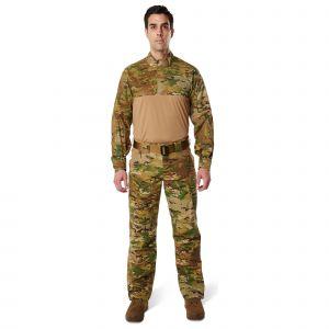 5.11 Tactical Men's 5.11 Stryke TDU Rapid MultiCam Long Sleeve Shirt