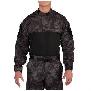 5.11 Tactical Men's GEO7 Fast-Tac TDU Rapid Shirt