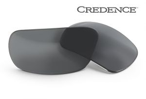ESS Credence Replacement Lenses: Smoke Gray