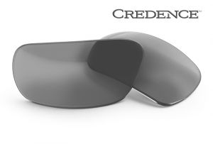 ESS Credence Replacement Lenses: Mirrored Gray