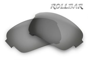 ESS Rollbar Accessory Lenses: Mirrored Gray