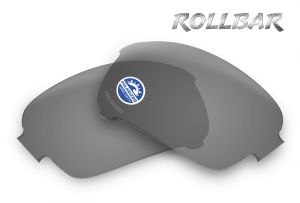 ESS Rollbar Accessory Lenses: Polarized Mirrored Gray