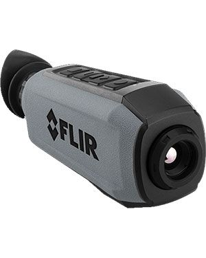 FLIR Scion OTM260 Outdoor Thermal Monocular, 640x480 12m 9Hz 18mm 24