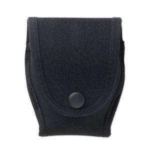 Uncle Mike's Duty Cuff Case Kodra Black, Asp Hinged, Card