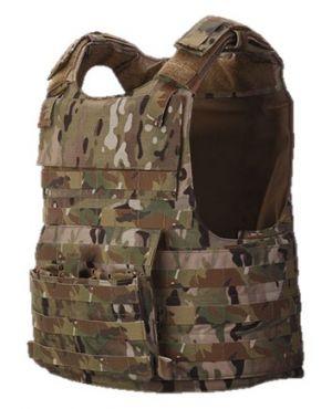 Paraclete Alpha‐1 Se Base Vest with Soft Armor