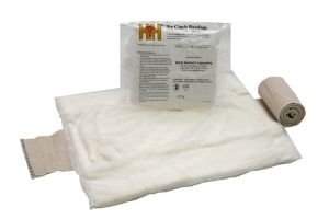 "H&H Big Cinch Abdominal Bandage 12""x16""ABD"