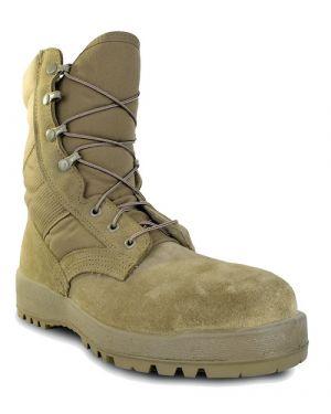 McRae Mil-Spec Hot Weather Steel-toe Boot in Coyote