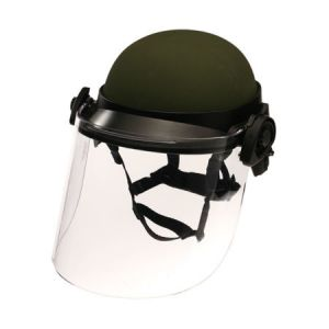 USI Paulson Retro Fit Riot Face Shield DK6-H.150