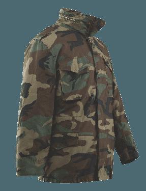 Tru -Spec M-65 Field Coat With Liner