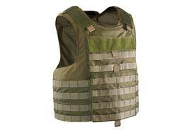 USI Fortress Universal Tactical Vest with Ballistics