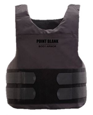 Point Blank Hilite- Two Carrier with Soft Armor - Male