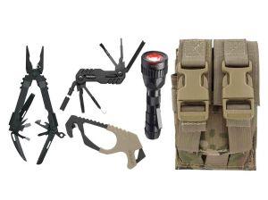 Gerber Individual Deployment (Id) Kit, Multicam, Tan499, Box