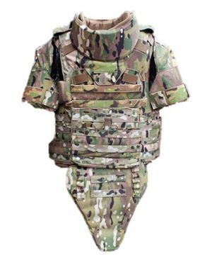 Paraclete RMV Gen II Complete Set with Soft Armor