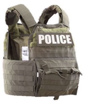 Paraclete SOHPC Gen III Carrier Only with Soft Armor