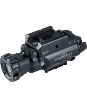 Surefire XH55R LED Weapon Light (Red Laser)