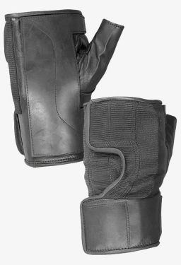Hatch Quad Push Rubber Palm Glove