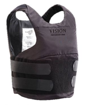 Point Blank Vision- Two Carrier with Soft Armor - Female