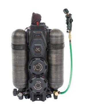 Wilcox Hybrid Patriot 5510 - Dual Cylinder Air W/ Torch